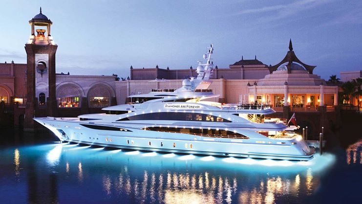 Top 5 most expensive ships in the world11
